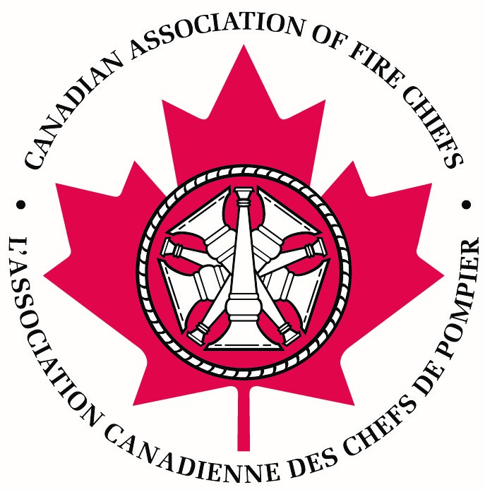 The Canadian Association of Fire Chiefs Logo