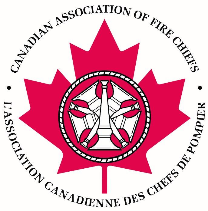The Canadian Association of Fire Chiefs Logo