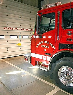 Everyone Goes Home - Milton Fire Department